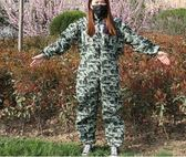 連體服全套透氣蜜蜂防護衣服加厚防蟄帶帽子養蜂專用歐亞時尚
