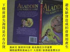 二手書博民逛書店Aladdin罕見and His Magical LampY253683 Katie Daynes(凱蒂·戴恩