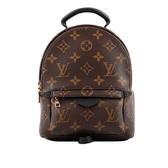 【LV】Palm Springs Mini Monogram 迷你後背包 M44873