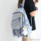 雙肩包雙肩包書包女韓版原宿ulzzang高中學生背包大容量初中校園百搭ins雙肩包