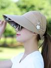 帽子女夏天遮陽帽
