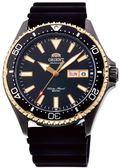 【分期0利率】ORIENT 東方錶 黑水鬼 藍寶石水晶鏡面 自動上鏈 機械錶 潛水錶 公司貨 RA-AA0005B