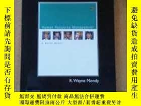 二手書博民逛書店Study罕見Guide For Human Resource Management-人力資源管理學習指南Y4