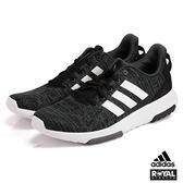 Adidas 新竹皇家 CF RACER TR 黑色 網布 慢跑運動鞋 男款 NO.A9823