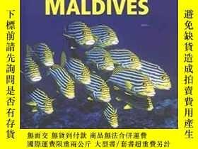 二手書博民逛書店reef罕見fishes of the maldivesY283