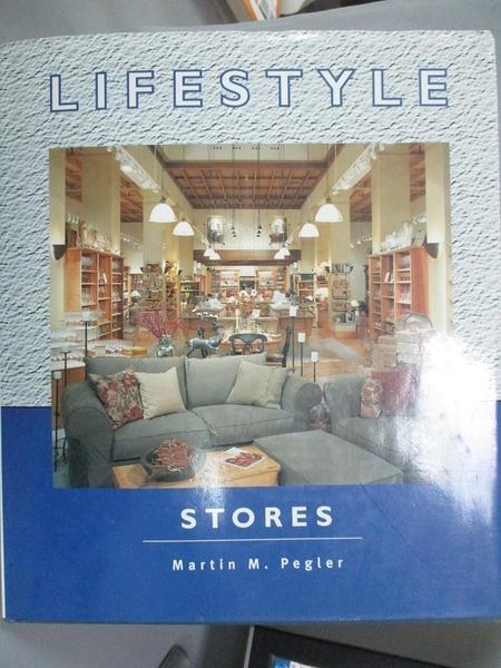 【書寶二手書T2/建築_ZDS】Lifestyle Stores_Martin M. Pegler