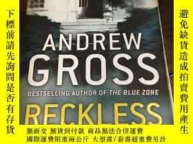 二手書博民逛書店罕見RecklessY429456 Andrew gross Harper 出版2010