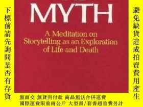 二手書博民逛書店Time罕見And Myth: A Meditation On