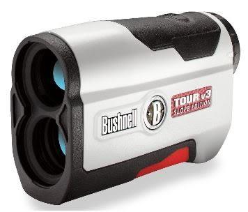 晶豪泰 美國 Bushnell Tour V3 Slope 坡度版 雷射測距望遠鏡
