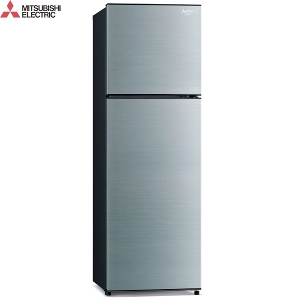 【MITSUBISHI 三菱】288L 泰製雙門變頻電冰箱 太空銀 MR-FC31EP-SSL-C (送基本安裝)