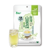 義美生機 台灣山苦瓜糙米茶 (12g/10包/單袋)【杏一】
