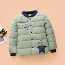 棉衣兒童羽絨棉服內膽輕薄款男童女童秋冬寶寶小棉襖保暖外套