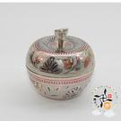 小蘋果寶罐(6公分) 【 十方佛教文物】