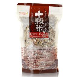 【加購品】紅布朗 十榖米 (900g/袋)