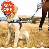 NG 大犬也適用! 寵物 牽引繩 伸縮 胸背帶 狗鏈 頸圈 手機收納 清潔 小型犬 大型犬 『無名』 P03117