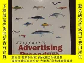 二手書博民逛書店Advertising罕見procedure sixteenth