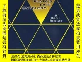 二手書博民逛書店Plato s罕見Late OntologyY364682 Kenneth M. Sayre Parmenid
