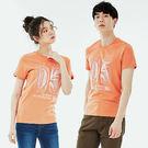 【101原創】短袖T恤-慢活-男女適穿-9601072
