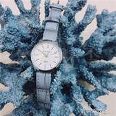 藍色的必須擁有百搭清新簡約手錶男女款 港仔會社