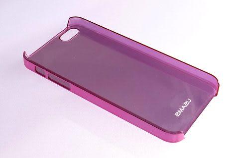 USAMS iPhone 5/iPhone 5S/iPhone SE 手機保護殼 光影系列 粉