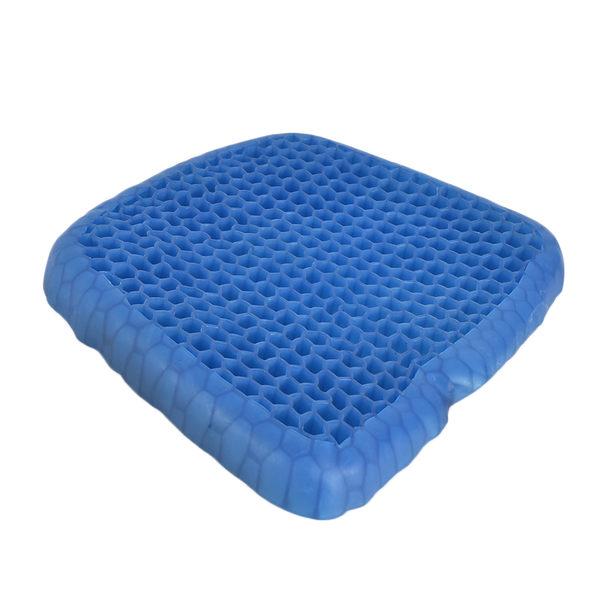 凱堡 涼感冷凝膠蜂巢坐墊【J03071】