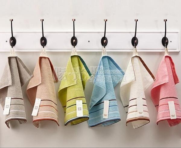 3條裝加厚純棉大方巾成人兒童超柔軟吸水洗臉面巾家用全棉小毛巾 陽光好物
