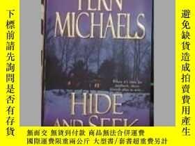 二手書博民逛書店英文原版罕見Hide and Seek by Fern Mich