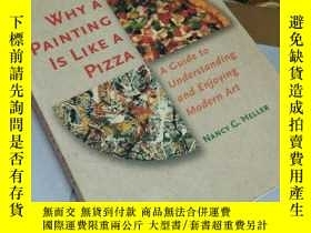 二手書博民逛書店Why罕見a Painting Is Like a Pizza