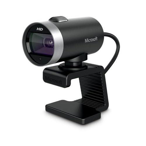 【下殺4.1折 限時限量】 Microsoft 微軟 LifeCam Cinema 網路攝影機 (H5D-00016) webcam