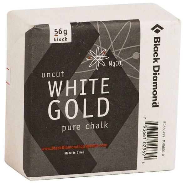 『VENUM旗艦店』Black Diamond 碳酸鎂粉塊/攀岩止滑粉/粉磚56g Chalk Block BD 550499