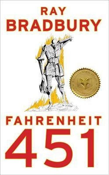 (二手書)Fahrenheit 451