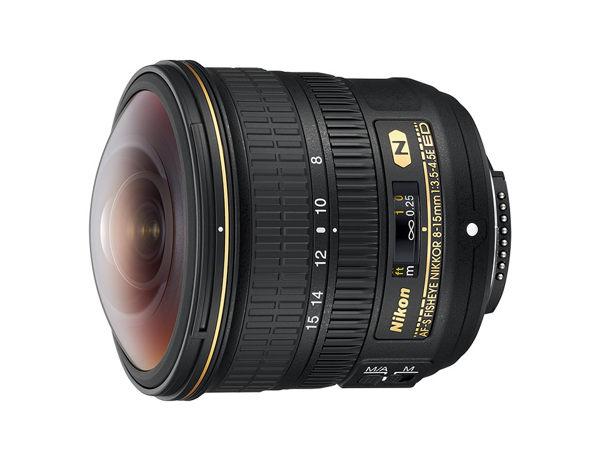 【聖影數位】NIKON AF-S FISHEYE 8-15mm F3.5-4.5E ED 魚眼鏡頭 N 奈米鍍膜 公司貨