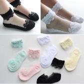 七夕全館85折 5雙夏季女童超薄款水晶冰絲襪兒童透氣襪子