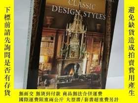 二手書博民逛書店classic罕見design styles 經典室內設計Y22565 cico books ISBN:97