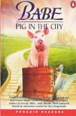 二手書博民逛書店《Babe - a Pig in the City (Pengu