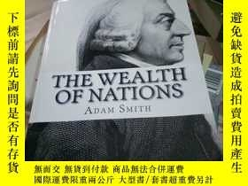 二手書博民逛書店THE罕見WEALTH OF NATIONS ADAM SMIT