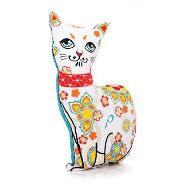 義大利 Papinee Cat Amuse Cushion 日本 貓咪 抱枕