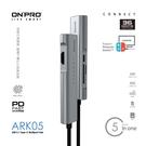 【小樺資訊】含稅 ONPRO ARK05 Type-C 5合1 HUB 擴充 多功能集線器
