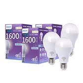 (組)飛利浦LED超極光球泡型燈泡13W白光-3顆