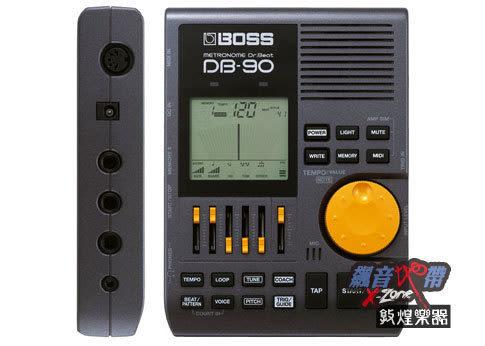 【敦煌樂器】BOSS DB-90 電子節拍器