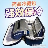 冷藏盒便攜式迷你隨身攜帶保溫冰條包冰袋冰包戶外 NMS名購新品