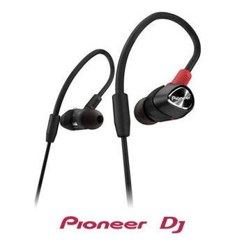 Pioneer 先鋒 DJ 監聽耳機 DJE-2000 黑色 耳道式 含稅免運 公司貨