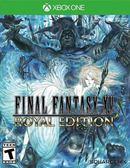 X1 最終幻想 XV 皇家版(美版代購)