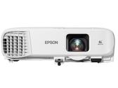 新竹投影機專賣店【預購中】 EPSON 新世代 EB-2042 商務專用投影機