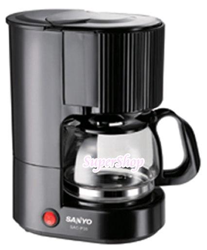 『原廠經銷』SANYO三洋4人份咖啡機【 SAC-P30 】本島免運