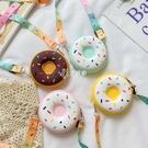 胸包 兒童包包甜甜圈女童斜背包小男孩卡通零錢包親子配飾小包包潮