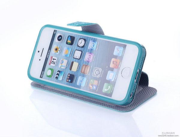 【世明國際】☆慶開幕★i5u2正品UFO二代蘋果IPhone5側翻支架皮套左右翻蓋支架 買一送一