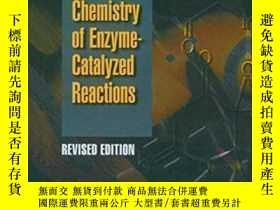 二手書博民逛書店Organic罕見Chemistry Of Enzyme-catalyzed Reactions Revised