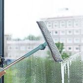 伸縮桿擦窗器擦玻璃清潔工具 洗擦窗戶刮玻璃器刷子玻璃擦igo 至簡元素