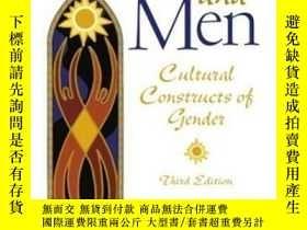 二手書博民逛書店Women罕見And Men: Cultural Constructs Of Gender (3rd Editio